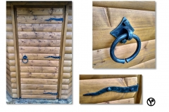 kování na saunu