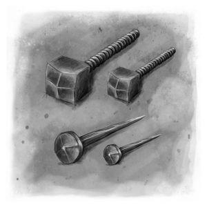 Montážní prvky